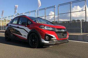 Ảnh chi tiết Honda WR-V phiên bản đường đua