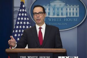 Bộ Trưởng tài chính Mỹ Steven Mnuchin cân nhắc thăm Trung Quốc