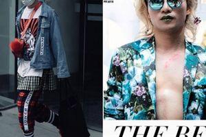 Stylist Hà thành bị coi là thảm họa thời trang tại Fashion show vì sao?