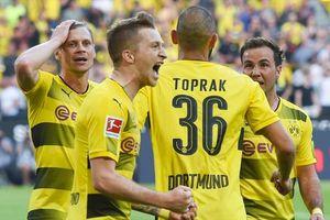Chiến thắng thần kỳ giúp Dortmund trụ chắc trong top 3 Bundesliga