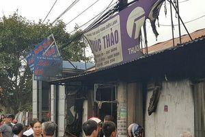 Vụ cháy khiến 3 mẹ con tử vong: Lửa bùng nhanh do xốp chống nóng