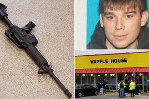 Mỹ: Tay súng khỏa thân xả súng tại nhà hàng làm ít nhất 4 người thiệt mạng