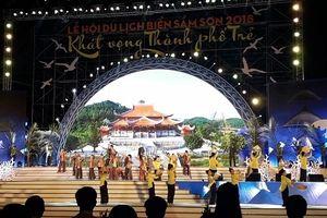 Mãn nhãn với Lễ hội Du lịch biển Sầm Sơn 2018
