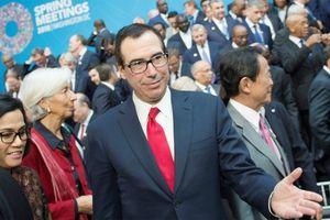 Bộ trưởng Tài chính Mỹ cân nhắc thăm Trung Quốc, tháo ngòi căng thẳng thương mại