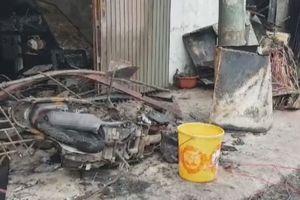 Thảm cảnh 3 mẹ con chết trong đám cháy nhà lúc rạng sáng