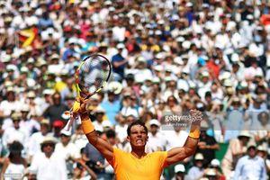 Bán kết Monte Carlo: Hạ Dimitrov, Nadal hẹn Nishikori ở chung kết
