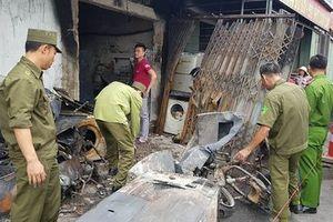 Ba mẹ con tử vong vì hỏa hoạn ở Nam Định: 'Chồng đi lắp điều hòa ở Thanh Hóa thì gia đình gặp nạn'