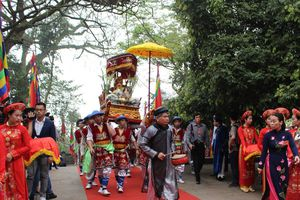 Tại sao lễ Giỗ tổ Hùng Vương được tổ chức ở Phú Thọ?