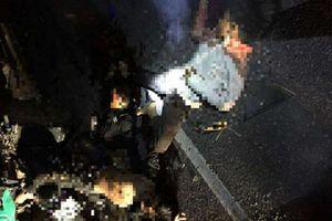 Quảng Trị: 4 thanh niên tử vong sau cú va chạm với xe ô tô