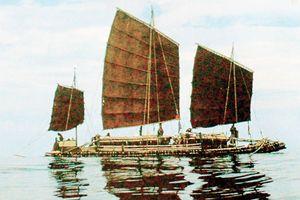Vượt Thái Bình Dương trên bè luồng Việt