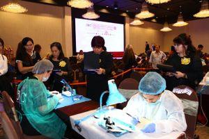 Hơn 400 thí sinh tham dự cuộc thi thẩm mỹ quốc tế