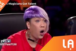 Màn thôi miên bạn diễn của thí sinh Magicians Got Talent