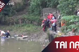 Lật thuyền rồng ở Trung Quốc, 17 người chết