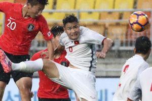 Hòa U19 Việt Nam, nhiều cầu thủ U19 Hàn Quốc... trả giá đắt