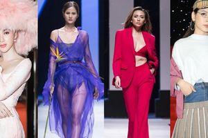 4 xu hướng xuân hè 2018 từ Tuần lễ thời trang Quốc tế Việt Nam