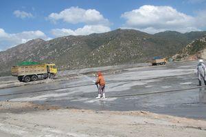 Tồn kho hơn 25,2 triệu tấn tro, xỉ từ các nhà máy nhiệt điện