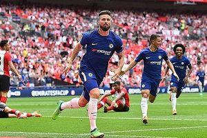 Đánh bại Southampton, Chelsea hẹn gặp Man United ở chung kết Cúp FA