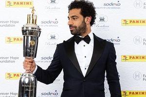 Đánh bại Kevin De Bruyne, Salah giành danh hiệu Cầu thủ xuất sắc nhất mùa