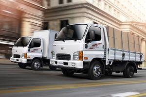 Hyundai Thành Công trình làng xe tải 'nội' New Mighty N250