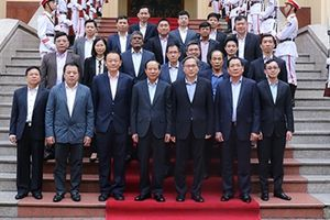 Việt Nam - Singapore tăng cường hợp tác trong lĩnh vực an ninh