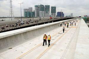 Ì ạch triển khai các dự án đường sắt đô thị
