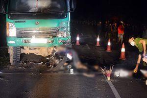 Làm rõ nguyên nhân vụ tai nạn giao thông tại Quảng Trị