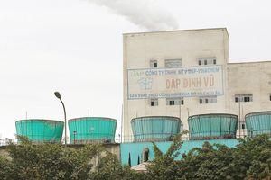 Lãi 'kỹ thuật', DAP - Vinachem chưa thoát khó