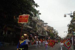 Hà Nội: Từng bừng khai hội đình Kim Ngân và Hội nghề kim hoàn năm 2018