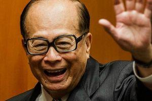 Lý Gia Thành: Tỷ phú mang tầm ảnh hưởng lớn tới Hồng Kông
