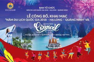 Quảng Ninh: Lễ hội hè rực rỡ tại Carnaval Hạ Long 2018