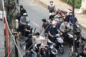 Giang hồ hỗn chiến ở Sài Gòn do mâu thuẫn khi đá gà ăn tiền
