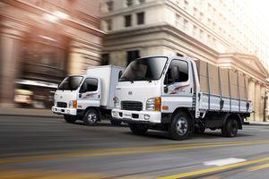 Hyundai giới thiệu xe tải cho đô thị, giá 480 triệu tại VN