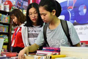 Hội sách mừng Ngày Sách Việt Nam thu 11 tỷ đồng