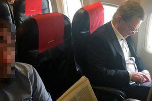 Tổng thống Phần Lan sử dụng máy bay giá rẻ