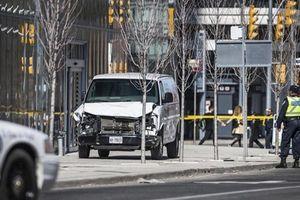 Vụ đâm xe tại Canada: Không loại trừ khả năng khủng bố
