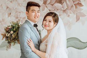 Cô nàng 90kg lấy chồng 'soái ca' vì lời than vãn trên mạng xã hội