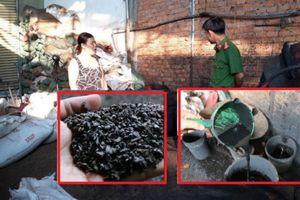 Thu giữ được 3 tấn hỗn hợp đã bán trong vụ cà phê nhuộm lõi pin
