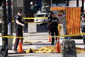 Vụ đâm xe khiến khoảng 25 người thương vong tại Canada: Không loại trừ khả năng khủng bố?