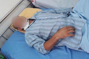 Quảng Ninh: 3 người đàn ông bị tưới xăng, cứa cổ nguy kịch