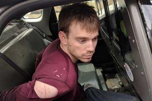 Bắt giữ nghi phạm khỏa thân xả súng khiến 4 người thiệt mạng ở Mỹ