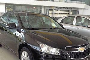 Ô tô Chevrolet ế thảm tại Việt Nam: Bao giờ cho đến ngày xưa?