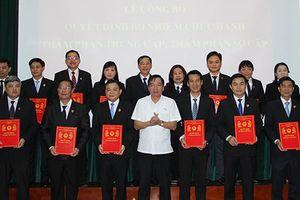 TAND Tp Hồ Chí Minh: Công bố và trao quyết định bổ nhiệm 81 Thẩm phán
