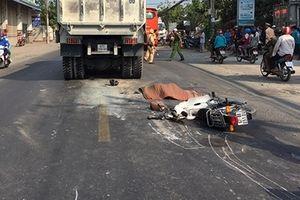 Nữ sinh lớp 12 tử vong thương tâm dưới bánh xe tải