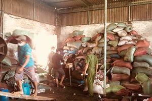 Vụ nhuộm đen cà phê ở Đăk Nông: Phê chuẩn lệnh bắt khẩn cấp 5 đối tượng liên quan