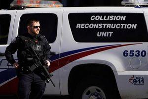 Hiện trường vụ lao xe khiến 10 người thiệt mạng ở Canada