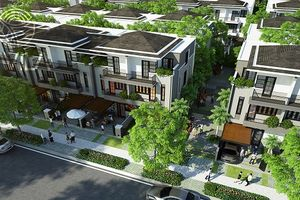 Kiến Á bàn giao hơn 100 căn biệt thự phố tại dự án Lavila Nam Sài Gòn