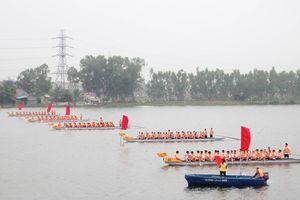 Hải Phòng tổ chức giải đua thuyền Rồng mở rộng năm 2018