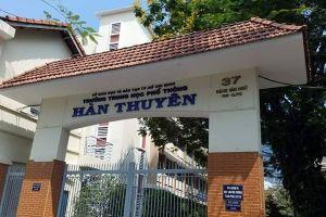 Kỷ luật cảnh cáo thầy giáo dạy Văn tại Sài Gòn dùng từ ngữ 'thô tục' với học sinh