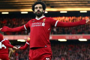 Mohamed Salah - 'người hùng' của Ai Cập