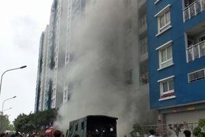 Từ vụ cháy Carina, soi thực trạng an toàn chung cư